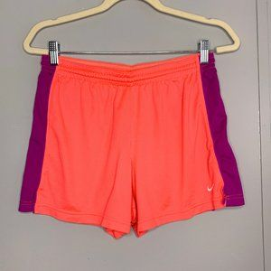 NIKE Coral Mesh Shorts M